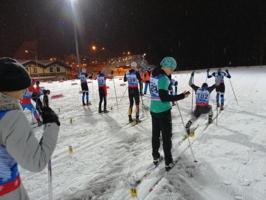Open cross country skiing Championships 2020 1