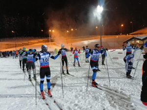 Open cross country skiing Championships 2020 2