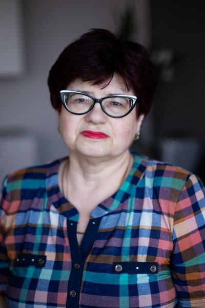 Инна Александровна Абсалямова