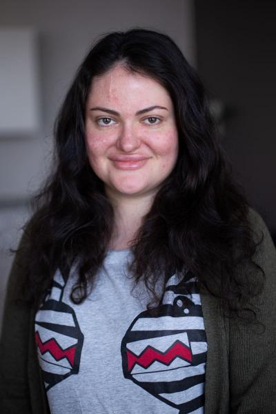 Дарья Алексеевна Аксенова