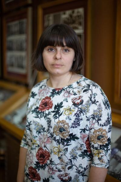 Ольга Владимировна Арипова