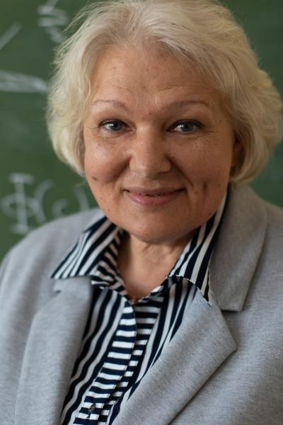 Елена Семеновна Баранова