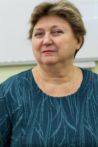 Марина Васильевна Барбарович