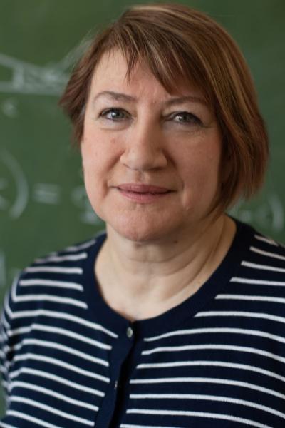 Елена Леонидовна Барт