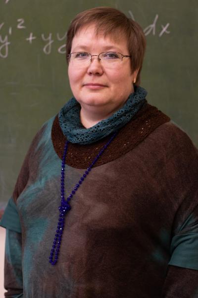 Анастасия Леонидовна Белкова