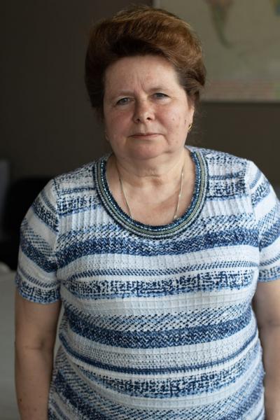 Валентина Александровна Балукова
