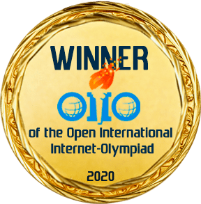 winner open international student internet olympiads 2019 2020
